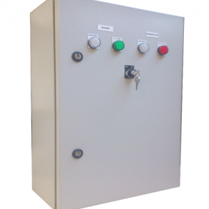 125A Panel Board Three Phase Automatic Transfer Switch-0