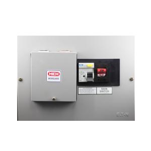 12way Single Phase Eaton-MEM Consumer Unit Distribution Board C/W MCB-0