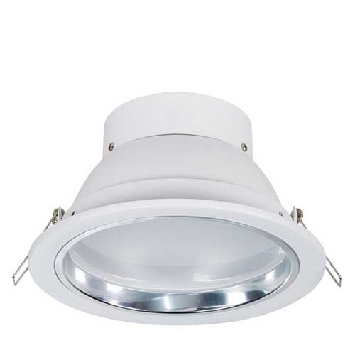 23W DL1H Series Diffused Downlight -0