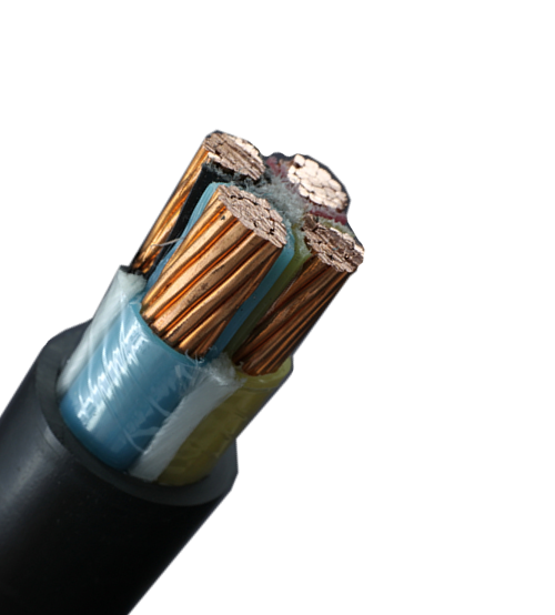 25mm 4 Core Amroured Cable|Per Meter (Kablemetal Nexans Nigeria)-0