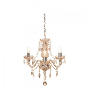 3 Arm Light Fitting Marie Therese-0