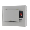4way Single Phase Eaton-MEM Consumer Unit Distribution Board C/W MCB-0