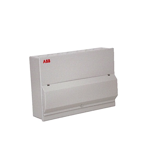 ABB 4 Way 100A Consumer Unit SPN Distribution Board Single Phase -0