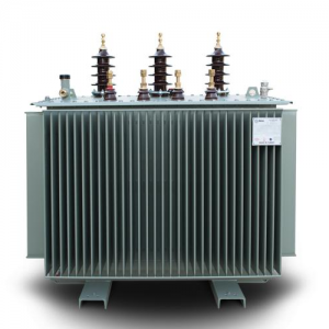 ABB 100KVA 11/0.415KV Distribution Transformer-0