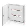 ABB 8 Way 100A Consumer Unit SPN Distribution Board-0