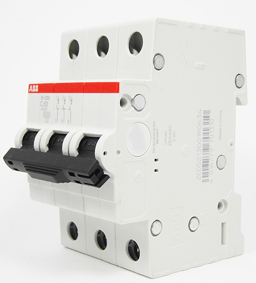 ABB MCB Switch 3 POLE-0