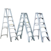 Aluminium Ladders With Self Supported Trestle-0