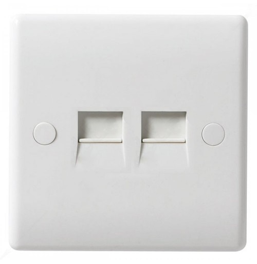 BG TELEPHONE SOCKET OUTLET-0