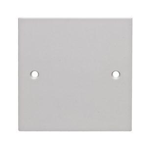 Blank Plate Single 1 Gang-0