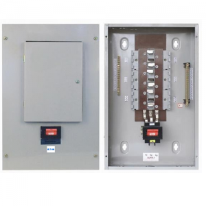 Eaton-MEM 4way Three Phase(TPN) Distribution Board C/W MCB-0