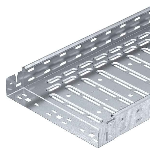 200mm x 50mm Foreign Original Galvanized Wire Merge Cable Tray By 3 Meter-0