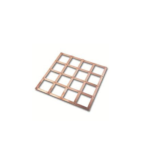 Furse Copper Lattice Earth Mat & Plates-0