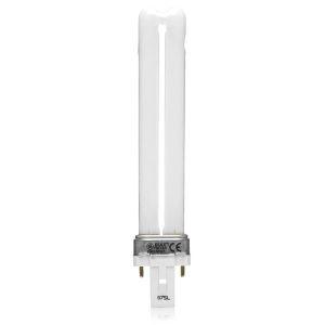 General Electric Energy Saving Bulb 2-Pin Plug In 9w/600lu-0