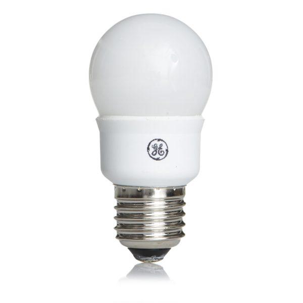 General Electric GE Energy Saving Light Bulb E27 ES 7W/310lu-0