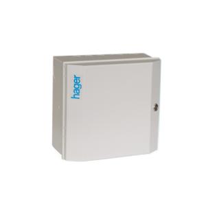 Hager 4 Way 100A Single Phase Consumer Units DB C/W MCB-0