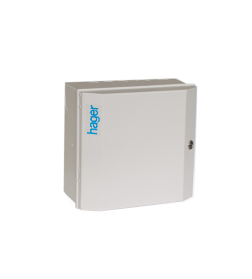 Hager 6 Way 100A Single Phase Consumer Units DB C/W MCB-0