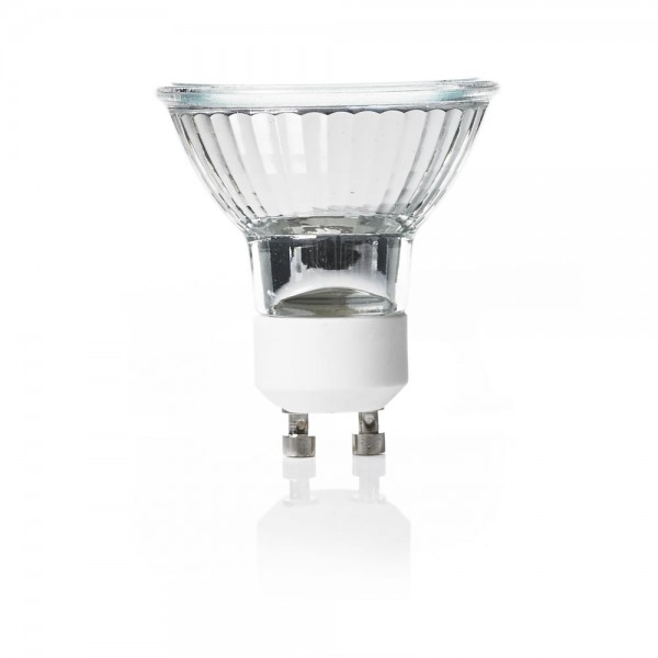 Halogen Spotlight Bulb Warm White GU10 50W/340lu-0