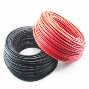 KABLEMETAL 1mm Single Core - Red-0