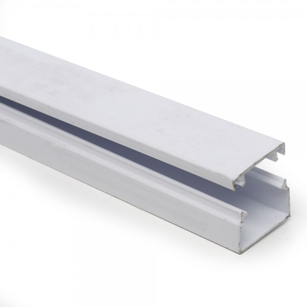 Mini Trunking White 2mx25mmx16mm-0
