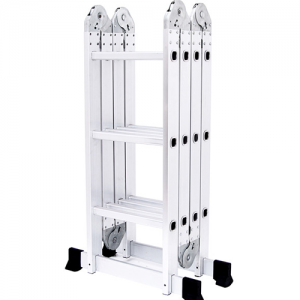 Multi Purpose Aluminum Ladder-0
