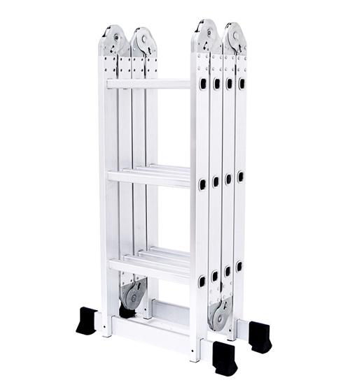 Multi Purpose Aluminum Ladder-0