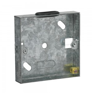 Socket Box Steel Light Switch-0